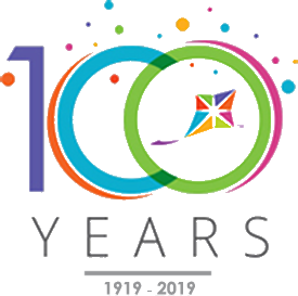 A Century of Service. Anixter Center's 8th Annual Benefit for Ability Celebrates 100 Years Logo