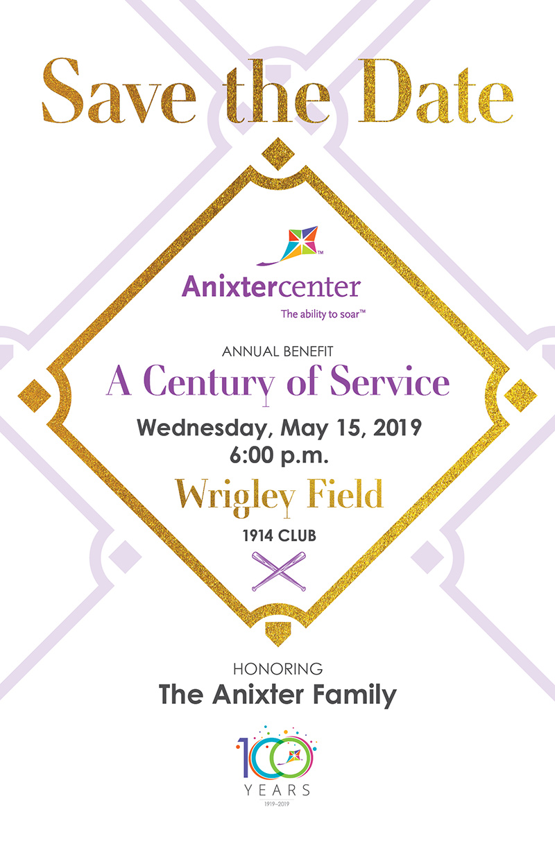 A Century of Service — Anixter Center Celebrates 100 Years at Wrigley Field