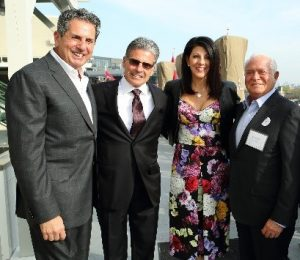 Dominick Mondi Chair with Brock LaMarca, Donna Mondi and Richard Price