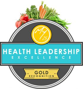 My25 - Health Leadership Emblems GOLD