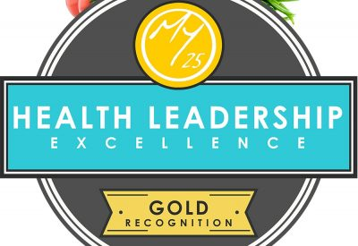 Healthy Leadership Award