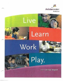 2011 Anixter Center Annual Report