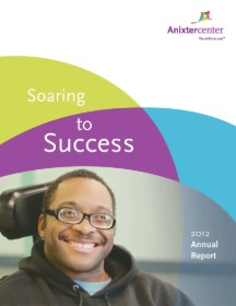 2012 Anixter Center Annual Report