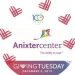 Anixter Center Giving Tuesday December 3, 2019