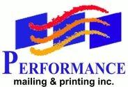 Performance Mailing Logo